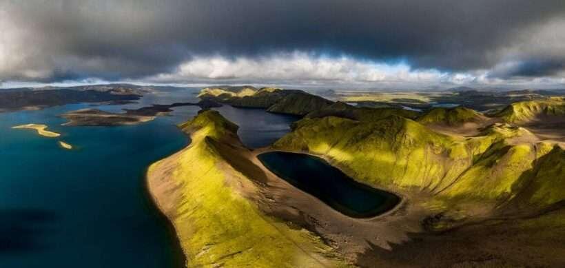 panorama islanda
