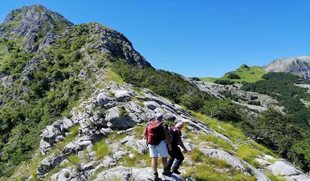 Denti della Pania 4 Proposte escursioni giornaliere in Toscana