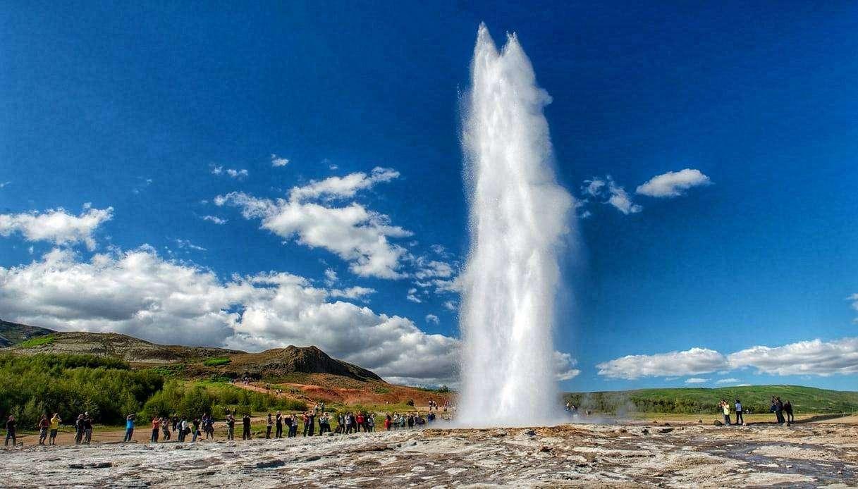 Gran geysir islanda 01 Viaggio in ISLANDA 15 giorni nel Mitico Grand Tour partenza 6 Agosto 2021