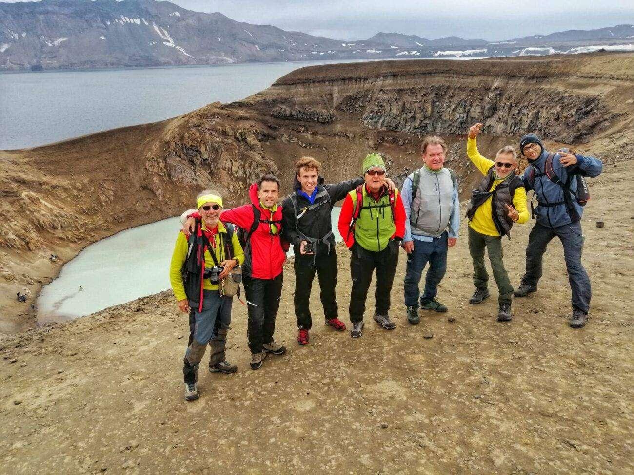 Gruppo Islanda 2020 scaled Ci siamo e ci divertiamo