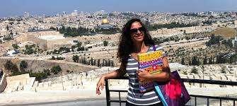 Israel turisti 4 ines Israele