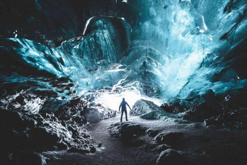 Katla icecave 3 scaled 820x547 Viaggio in ISLANDA 8 giorni a caccia delle Aurore Boreali partenze da Ottobre ad Aprile