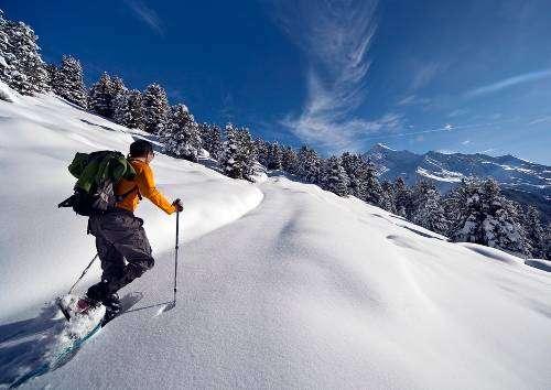 Ciaspole appennino 7 Proposte escursioni giornaliere in Toscana