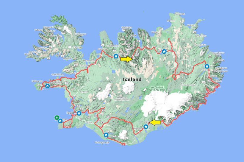 Viaggio in ISLANDA, 9 giorni Grand Tour – Mini Gruppo, dal 2 al 10 luglio 2021